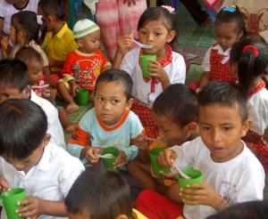 Early Childhood Education and Long-Term Outcomes in 12 Low- and Middle-Income Countries