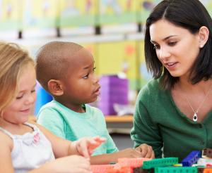 Great Beginnings with Early Childhood Education