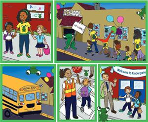 """Ready Freddy and Why """"Kindergarten Matters"""""""